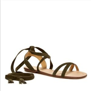Splendid Strappy Sandals Size 7